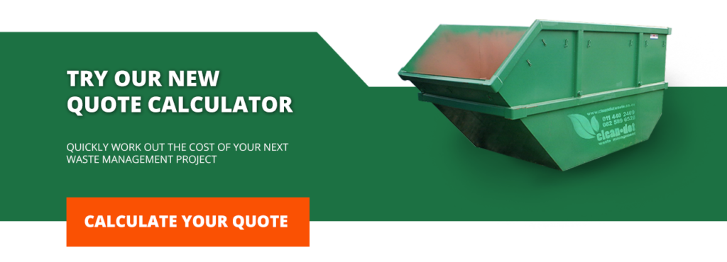 Free Waste Management Quote Calculator