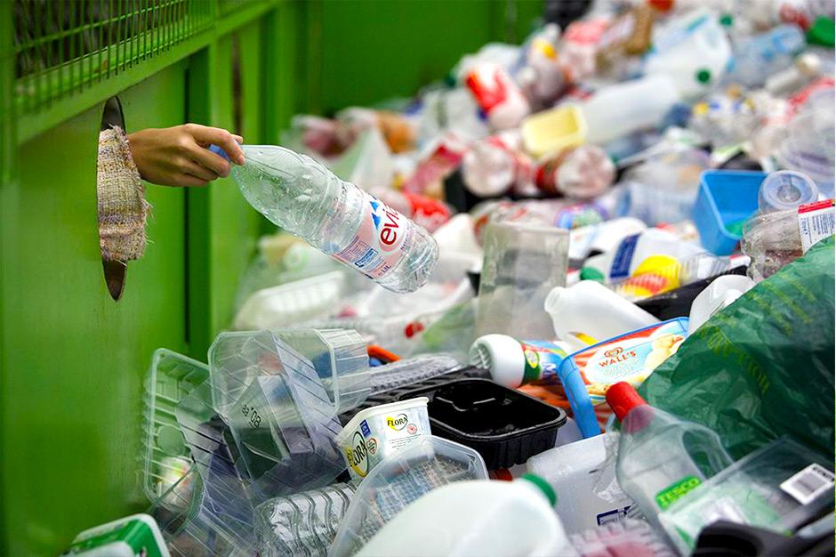 Organised Waste